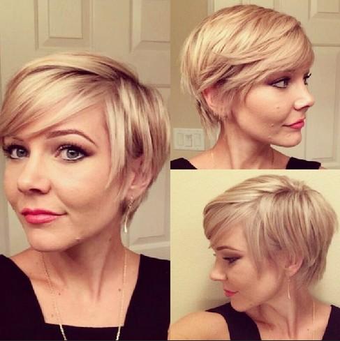 Phenomenal 32 Stylish Pixie Haircuts For Short Hair Popular Haircuts Short Hairstyles Gunalazisus
