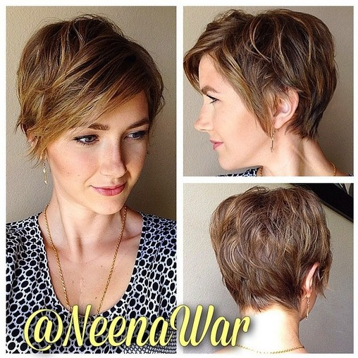Best Haircut For Thick Layered Hair : Best hairstyles for trendy hair cuts women