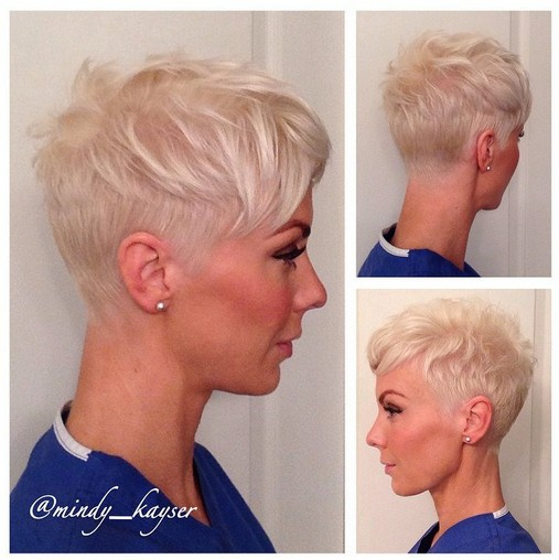 Trendy Short Pixie Haircut Women Thick Hairstyles Pictures to pin on ...