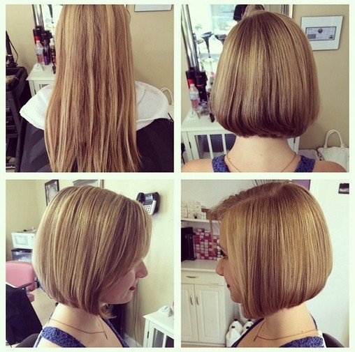 Pretty Bob Hairstyles for Short Hair