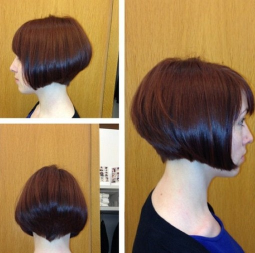 Short Bob Hairstyle Ideas - Short Straight Haircuts 2015