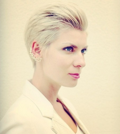 Short, Fine Hairstyles for Women - Short Haircuts 2015