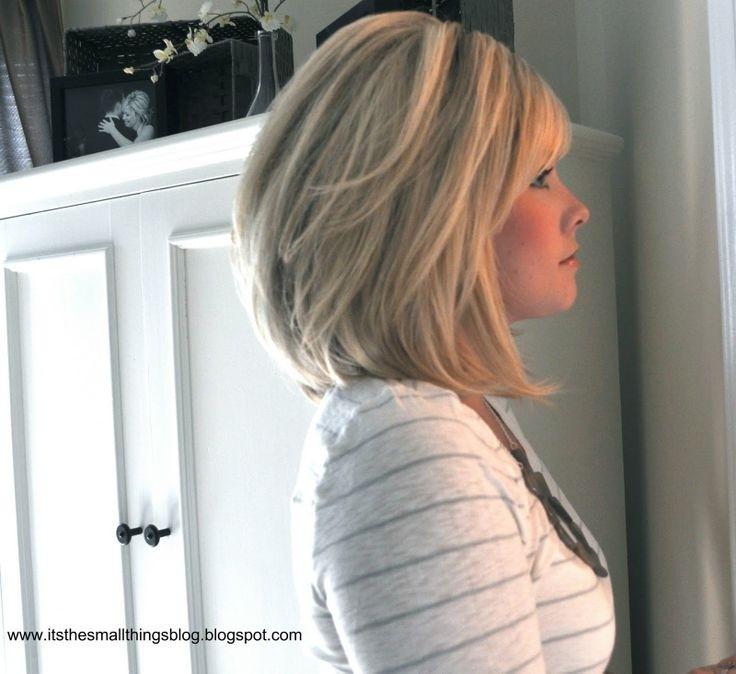 Shoulder Length Bob Hair Styles