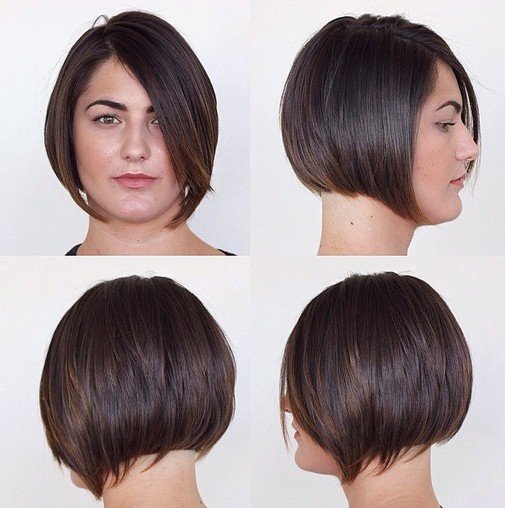 Straight Bob Haircut for Women - Short Hairstyles 2015