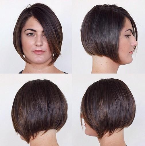 Strange 23 Stylish Bob Hairstyles 2017 Easy Short Haircut Designs For Women Short Hairstyles For Black Women Fulllsitofus
