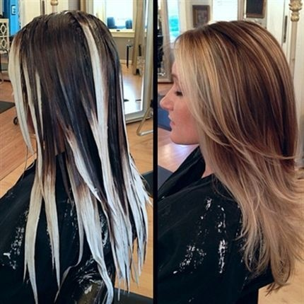 Awesome Awesome Hair Color Ideas For Long Black Hair