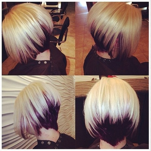 Stylish Straight Bob Hair Cut - Best New Short Hairstyles for Long Faces