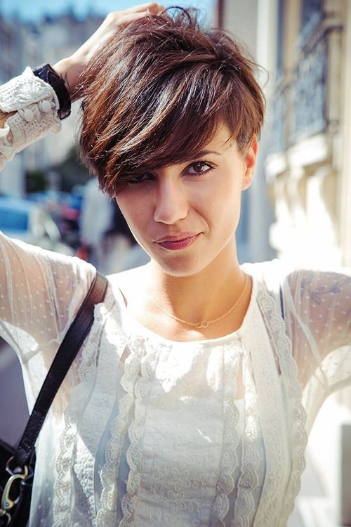 Best New Short Hairstyles For Long Faces Popular Haircuts
