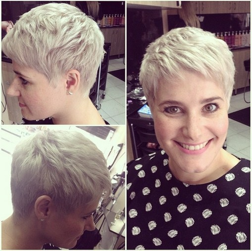 ... Short Hairstyles with Layers: 2015 Haircuts for Women Over 40 – 50