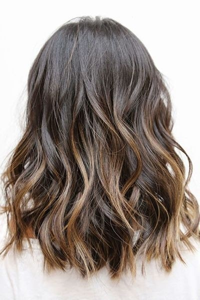 Winter Haircuts for Medium Hair - Amazing Ombre Hair Colour Ideas 2015