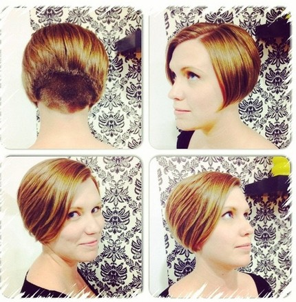 Women Short Haircut for Thin Hair