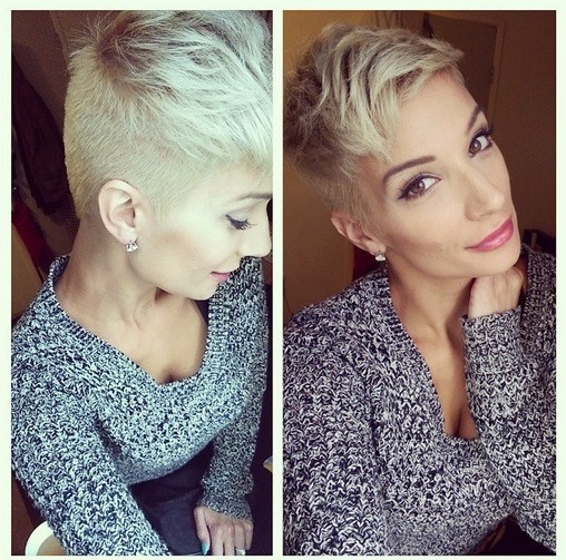 2015 Short Hairstyles - Easy Pixie Cut