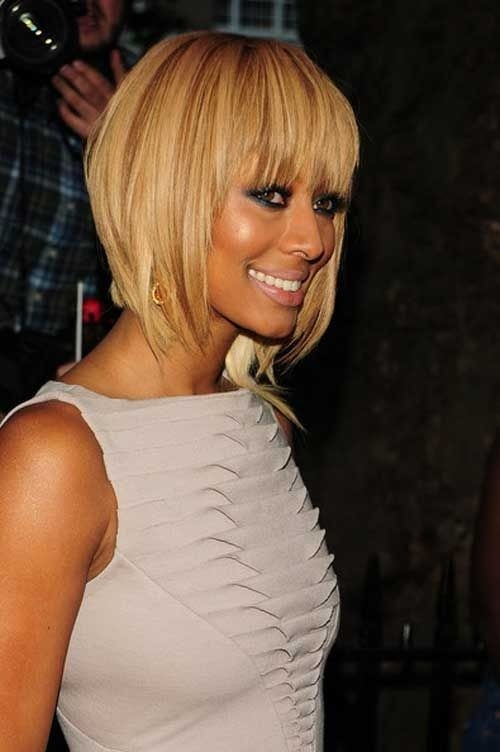 Beautiful, Blonde Short Hairstyles