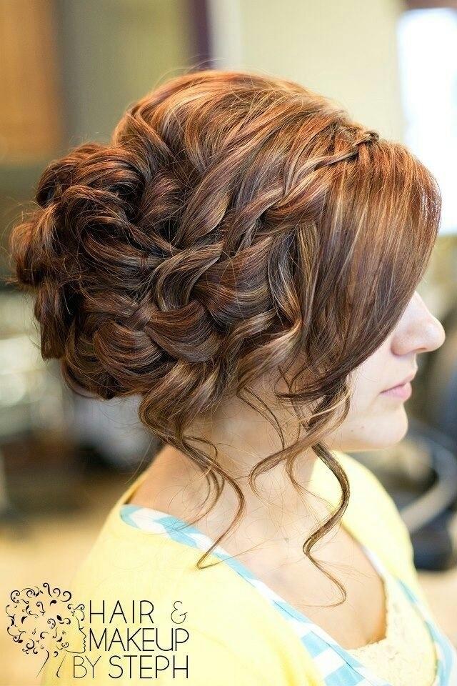 Wondrous 15 Pretty Prom Hairstyles For 2017 Boho Retro Edgy Hair Styles Short Hairstyles Gunalazisus