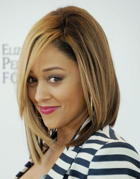 Chic Bob Haircuts for Black Women