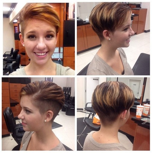 Classy and Desirable Pixie Cut - Short Hairstyles with Layers