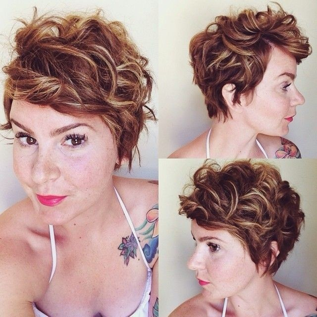 20 Trendy Short Hairstyles For Thick Hair