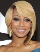 Cute, Asymmetrical Bob Haircut - Short Hairstyles for Black Women