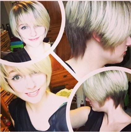 Cute Easy Haircut - Short Hairstyles Ideas for Spring