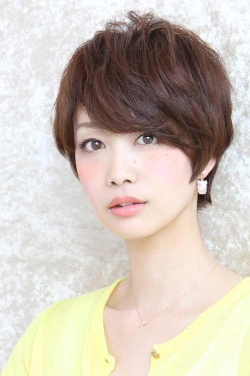 Easy Pixie Haircut - Short Asian Hairstyles