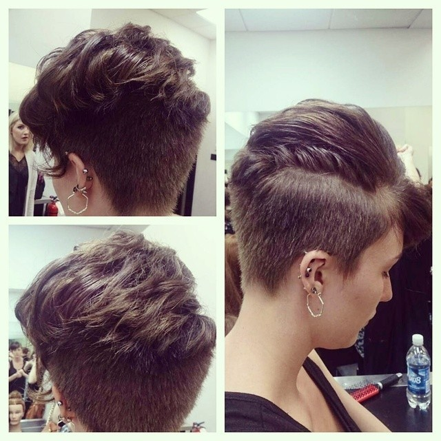 Girls with Short Hair - Short Haircuts 2015