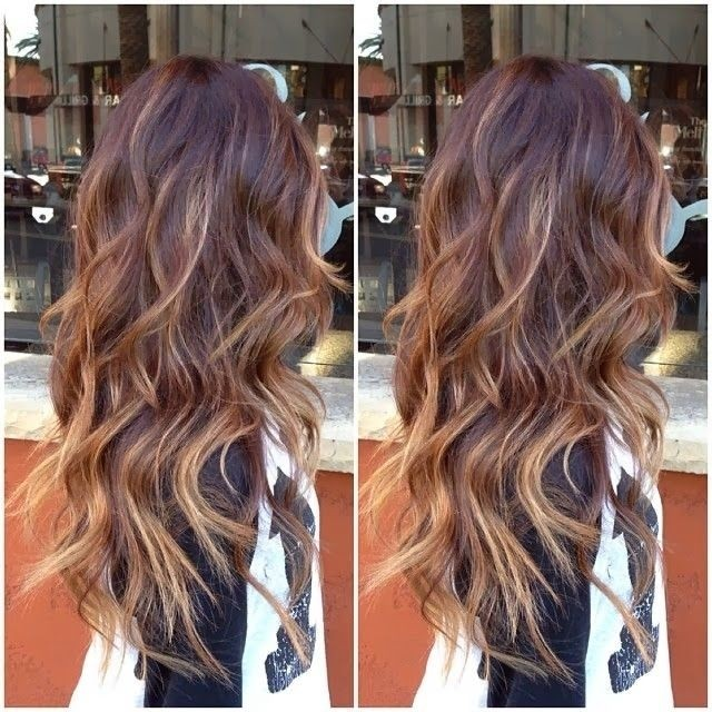 Hair Dye Style Brunette Hair Colors Spring 2015  Hair Color Highlighting And .