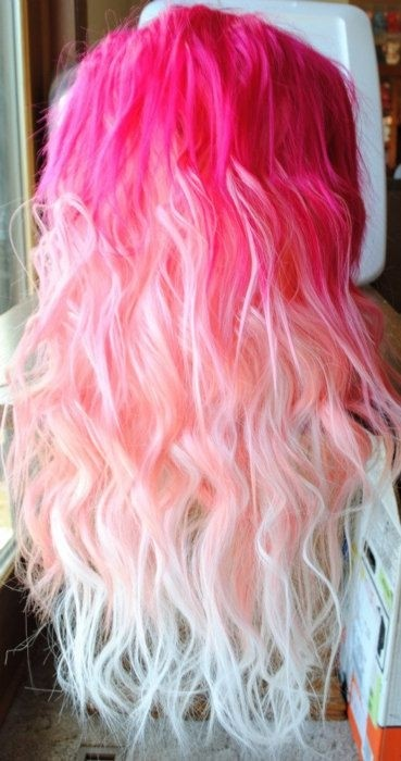 Pink Ombre   Long Hair Colour Ideas for 201527 Exciting Hair Colour Ideas 2017  Radical Root Colours   Cool  . Hair Colour Ideas For Long Hair 2015. Home Design Ideas
