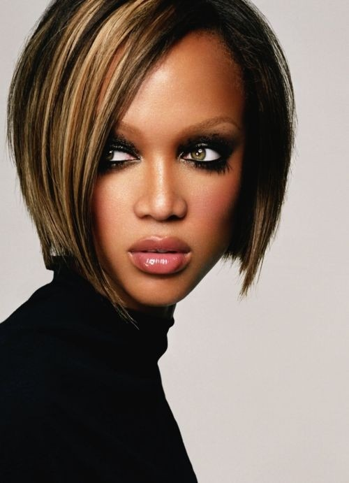 15 Chic Short Bob Hairstyles Black Women Haircut Designs