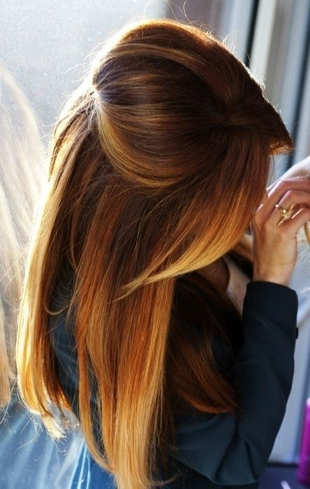27 Exciting Hair Colour Ideas For 2015 Radical Root Colours Amp Cool New S