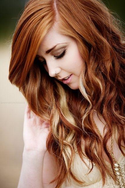 Pretty Long Wavy Hair