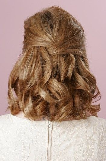Prom Hairstyle Designs for Medium Hair