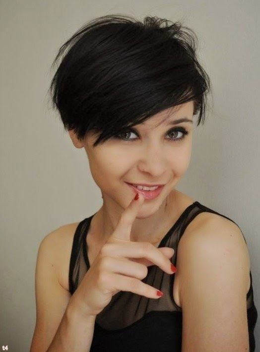 Really Cute Short Haircuts for Straight Hair