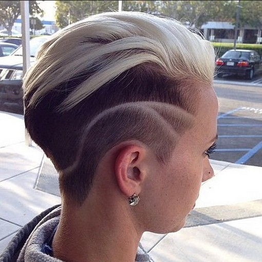 Trendy Short Hairstyles 2015 - Stylish Pixie Cut