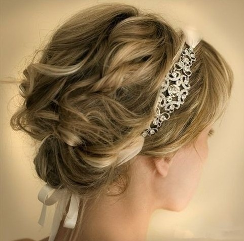 Updo Hair Styles for Short Hair - Prom Short Hairstyle Ideas