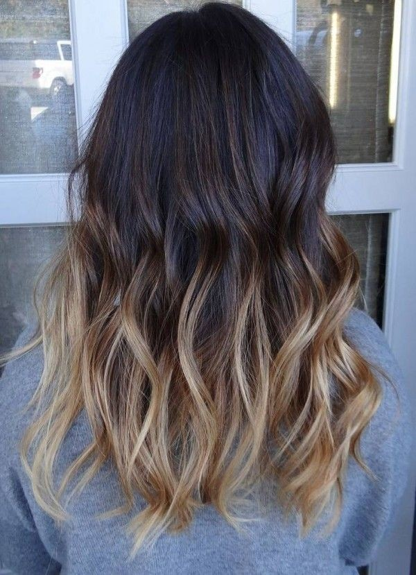 Hairstyles For Long Hair And Color : Wavy Long Hairstyle for Thick Hair - Hairstyle Color Ideas 2015