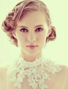 Wedding Hairstyle Bangs Ideas for Short Hair