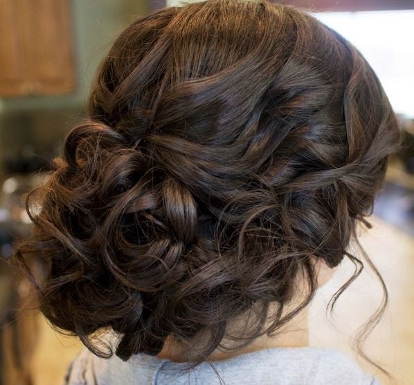 Chic Wedding Updos