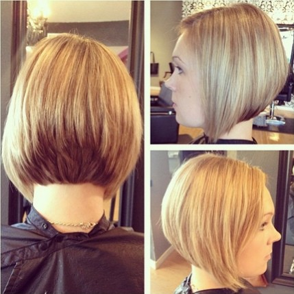 Easy Short Hairstyles with Bangs 2015