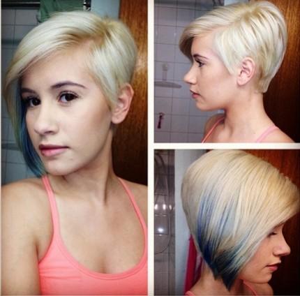 Cool 40 Pretty Short Haircuts For Women Short Hair Styles Short Hairstyles Gunalazisus
