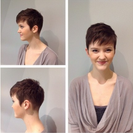 40 Pretty Short Haircuts for Women: Short Hair Styles