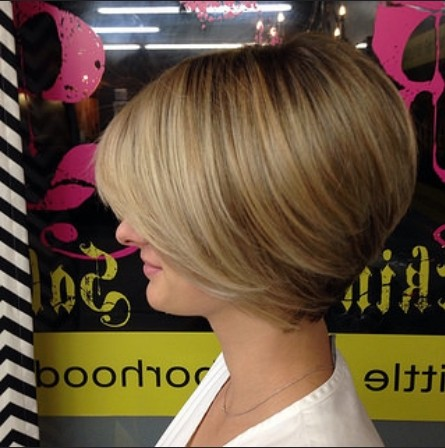 Easy, Short Bob Hair Cut
