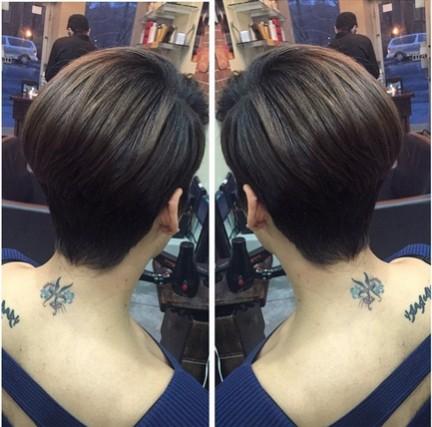Stupendous 40 Pretty Short Haircuts For Women Short Hair Styles Short Hairstyles Gunalazisus