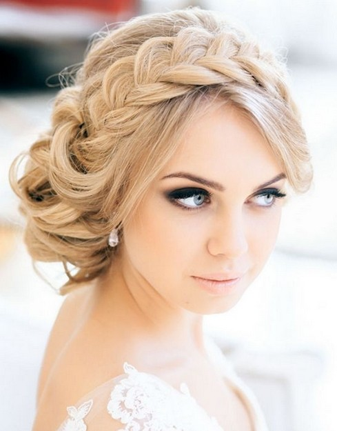 Excellent 35 Wedding Hairstyles Discover Next Year39S Top Trends For Brides Hairstyle Inspiration Daily Dogsangcom