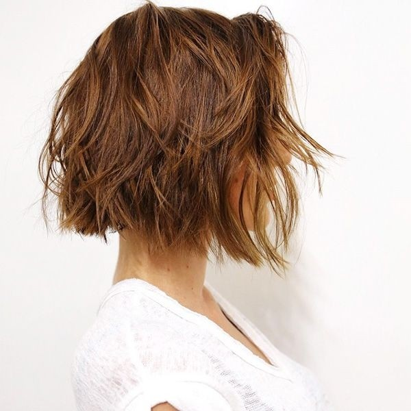 Perfect Short Shaggy Bob Haircut - Stylish Haircuts for Women