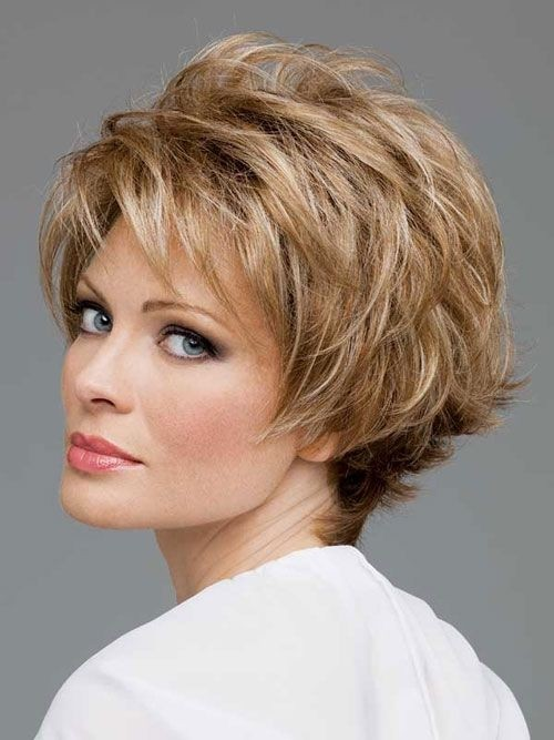 Over 50 Hairstyles 37 chic short hairstyles for women over 50 Short Layered Hairstyle For Women Over 50