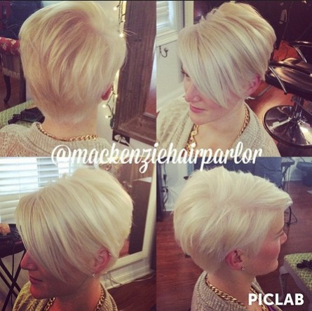 Simple, Everyday Hairstyles with Short Hair: Trendy Haircut for Women