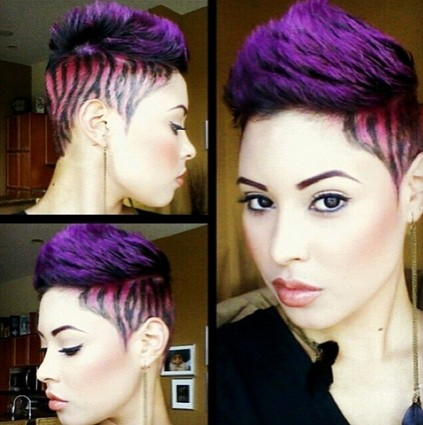 Spiked Short Hairstyles