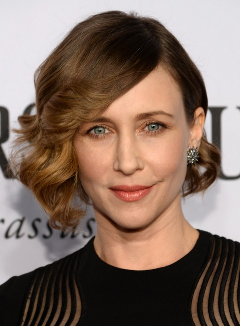 Vera Farmiga Asymmetrical Short Hair Styles