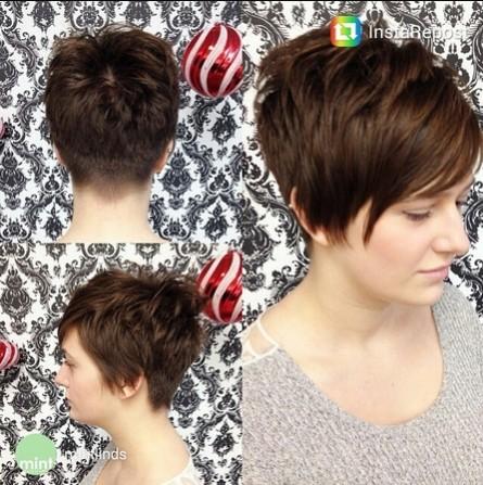 Tremendous 40 Pretty Short Haircuts For Women Short Hair Styles Short Hairstyles For Black Women Fulllsitofus