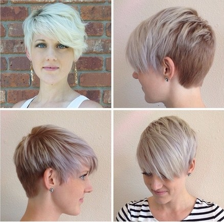 2015 Summer Haircuts for Short Hair